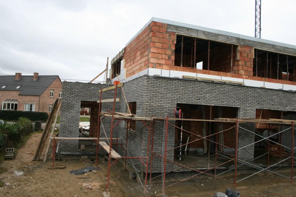Bouw week 15 huis bouwen online huis bouwblog for Huis bouwen