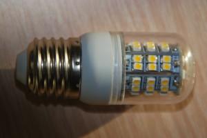 E27 Ledlamp met 48 SMD LEDs 3W
